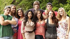 In the wake of cast member Shain Gandee's (l.) tragic death, MTV has canceled the reality show. (MTV)