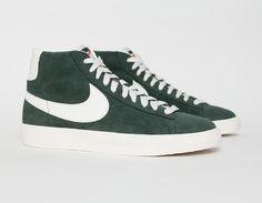 #Nike Blazer Vintage Green