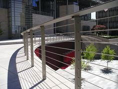 Stainless Steel Cable Railing for Porch Deck Exterior Design, Interior And Exterior, Front Porch Deck, Dormer Bungalow, Stainless Steel Cable Railing, Cable Railing Systems, Open Ceiling, Bamboo Fence, Deck Railings