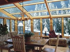 Conservatory - Sunrooms - Home and Garden Design Ideas
