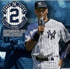 Remember this day a year ago Yankees fans?? How much do you miss Jeter?!