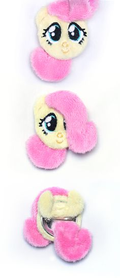 Items similar to My Little Pony Fluffy Fluttershy Button Pin on Etsy Minky Fabric, Fluttershy, My Little Pony, Buttons, Cute, Etsy, Products, Kawaii, Mlp