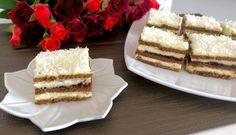 Księżniczka - ciasto bez pieczenia - Blog z apetytem Vanilla Cake, Tiramisu, Ale, Dessert Recipes, Food And Drink, Baking, Ethnic Recipes, Impreza, Fitness