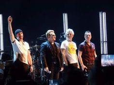 #U2 #U2ieTour - Oct 10 2015 / Palau Sant Jordi / Barcelona, ES - @finsalafidelmon