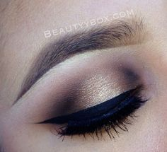 the perfect every day eye makeup