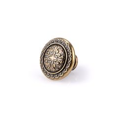 Zinc Decorative Knob in Antique Bronze. HJY Hardware offers the industry's most extensive line of pulls and knobs and other hardware. Cabinet And Drawer Knobs, Decorative Knobs, Bronze, Antiques, Rings, Jewelry, Antiquities, Antique, Jewlery