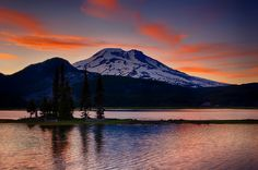 Sparks Lake | by William (tectum macula) Walsh