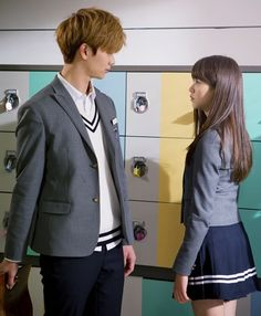 Kim So Hyun and Yook Sung Jae From School 2015 Reunite for Hazzys Accessories CF Campaign | A Koala's Playground