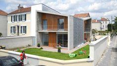 Habitat - Aden Architectes - Cyrine Busson & Alexandre Olujic - architecture juillet 2013