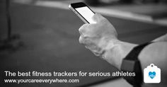 These tough, versatile trackers can handle the most challenging workout. 10000 Steps A Day, Fitness Devices, Best Fitness Tracker, Track Workout, Budgeting, Athlete, Handle, Goals, Good Things