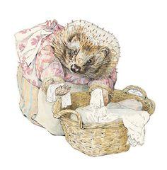 Mrs. Tiggy-Winkle Beatrix Potter