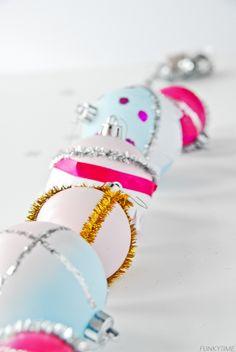 Dazzling Christmas Ornaments DIY Check more at http://blog.blackboxs.ru/category/cooking/