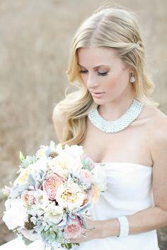 #necklaces  Photography: Jennifer Ebert Photography - jenniferebertphotography.com Jewelry: Prim & Pixie - primandpixie.com Coordination + Styling: La Boheme Events - labohemeevents.com  Read More: http://www.stylemepretty.com/2013/03/22/wrap-it-up-pretty-prim-pixie-styled-shoot-winners/
