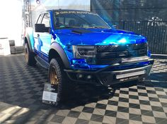 2013 GAS Ford F150 Raptor by SEMA Show 2014 in Las Vegas-Paradise NV . Click to view more photos and mod info.