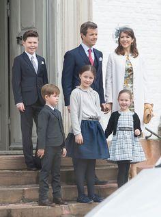 Los príncipes herederos