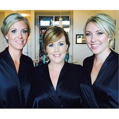 great vancouver wedding Beautiful bridesmaids at one of today's weddings. Makeup & hair by lead stylists Leah and Lindsay. #bestteamever #mobilebeautyteam #alldolledupmakeupandhair #alldolledupteam #weddingday #luxurybridal #bridesmaids #bridalbeauty #pretty #bridalparty by @alldolledupstudio  #vancouverwedding #vancouverweddingmakeup #vancouverwedding by admin