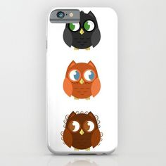 "Pin for Later: Harry Potter Fans Will Freak Over These Phone Cases  Harry Potter ""Owly Potter"" Phone Case ($35)"