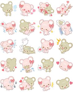 sweet sugar cubs Facebook sticker