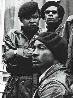 "Black Panthers 1968 (pre ""War on Drugs"")"