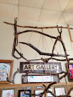 Fairy Dust Teaching Kindergarten Blog: Patty's Class: Hanging Art