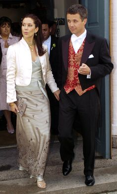 """↳The Crown Princely Couple of Denmark  """""""