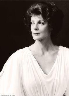 """Maggie Smith, Dame Margaret Natalie """"Maggie"""" Smith, DBE (28 December 1934 - )"""