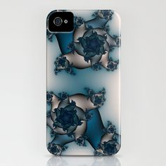 Blue Rose iPhone Case by Christy Leigh - $35.00
