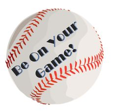 "The purpose of this product is to provide you with what you need to make a display for your wall, bulletin board, or classroom door which motivates students to do their best on standardized tests. The theme is ""Be On Your Game!"" Forty-eight test reminders/motivators are provided on baseballs for your display and provide you with a plethora of ideas to use in teaching students how to prepare for the standardized testing environment. $"