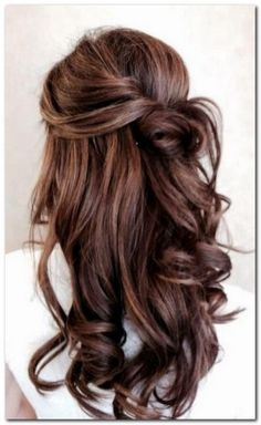 Wedding Hairstyles Half Up And Half Down (4)