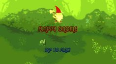 Flappy Gnome, by crilose #indiegames #videogames #gamesinitaly