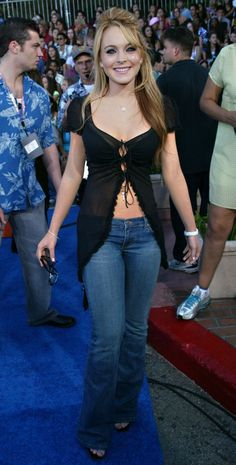 lindsay lohan outfits best outfits - Page 15 of 100 - Celebrity Style and Fashion Trends 2000s Fashion Trends, Early 2000s Fashion, 90s Fashion, Fashion Outfits, 2000s Trends, 00s Mode, Mode Vintage, Looks Style, Mode Outfits