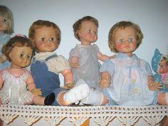 Ideal Kissy dolls