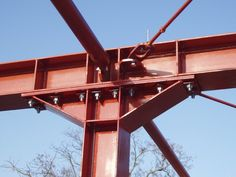detail steel structure - Tìm với Google