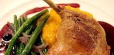 recipes, duck, poultry, French