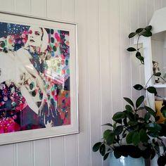 Randi Antonsen - Art - Illustration - Design: Mine bilder på Peers Venner utstilling 2016