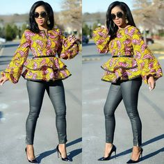 African Fashion Girls! These Are the 20 Stunning Dresses Everyone Will Want in 2018   Swiftfoxx