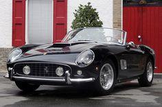 Ferrari California Spyder de 1961