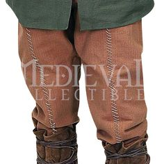Locksley Pants - 100474 from Medieval Archery
