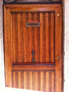 Porta madeira Itália