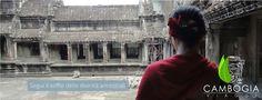 Angkor Wat, Siem Reap, 04h00 pm  #angkorwat #siemreap #temple #khmer #cambogiaviaggi
