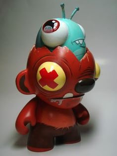 toycutter: Lots of Munnys