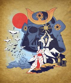 pixalry: Samurai Wars - Created by Louis Wulwick...