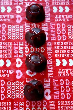 ... Wonderful » Chocolate-Kahlúa Valentine's Day Truffles Recipe