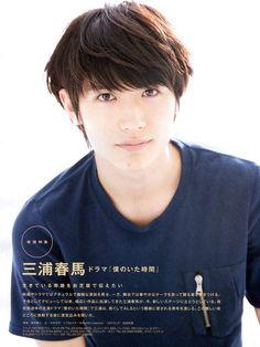 Miura Haruma (三浦春馬) (@FakeHarucchi) | Twitter