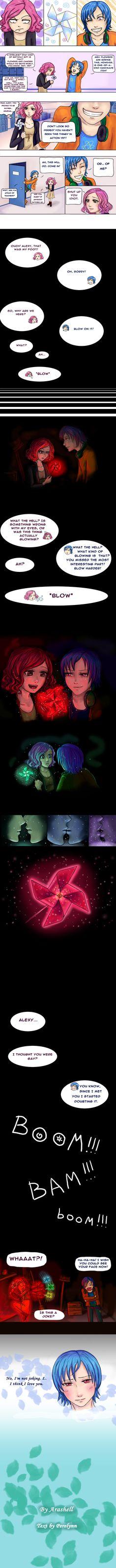 Magic wand (2) by Arashell on DeviantArt