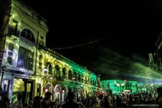 ILOMINATION: THE LIGHTING OF ILOILO CITY'S CALLE REAL – lakwatserongdoctor Iloilo City, Designated Area, Real Queens, Art Deco Buildings, Make Way, Neoclassical, Old City, Old Things, Things To Sell