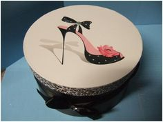 beautiful victorian hat boxes - Google Search