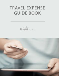 A little confused on what to expense and what not to? This travel expense guide book will help. Ways To Save Money, Guide Book, Business Travel, Confused, Traveling By Yourself, Travel Tips, Reading Room, How To Plan, Books