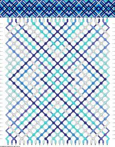 26 strings, 30 rows, 10 colors