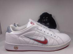 Mens Nike Court Tradition II Basketball casual shoes size 12 #Nike #BasketballShoes